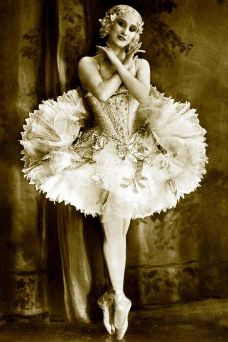 Анна Павлова. / Фото: www.biographe.ru