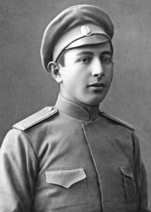 Иван Баграмян в молодости. / Фото: www.wikipedia.org