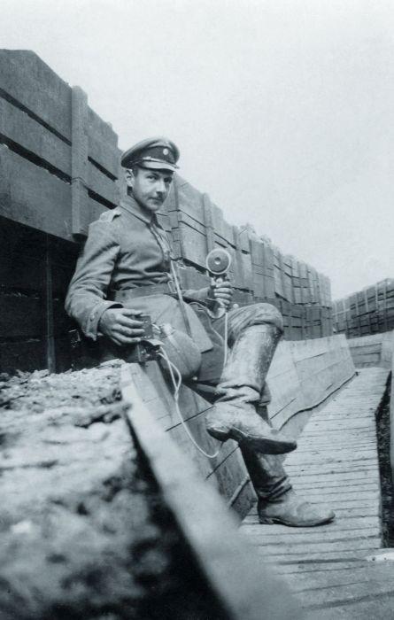 Альберт Геринг во время Первой мировой войны. / Фото: www.spiegel.de