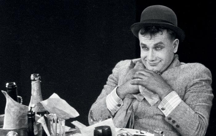 Игорь Ильинский в фильме «Кукла с миллионами». / Фото: www.kinorium.com