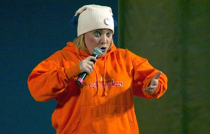 Светлана Пермякова в КВН. / Фото: www.top10a.ru