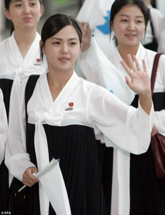 Ли Соль Чжу в подростковом возрасте. / Фото: www.asian-sirens.net