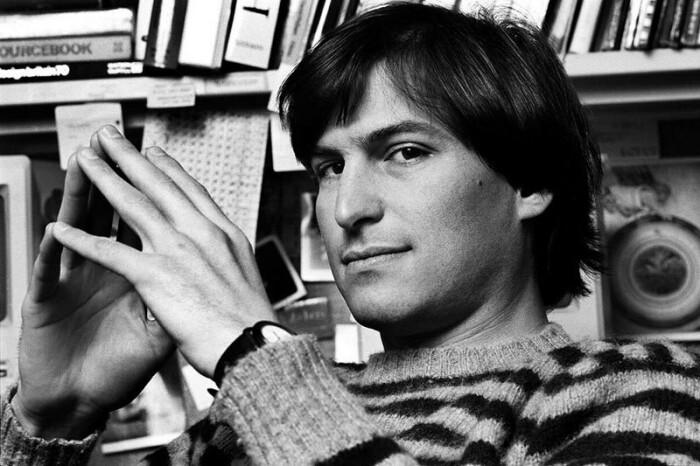 Стив Джобс в молодости. / Фото: www.flytothesky.ru