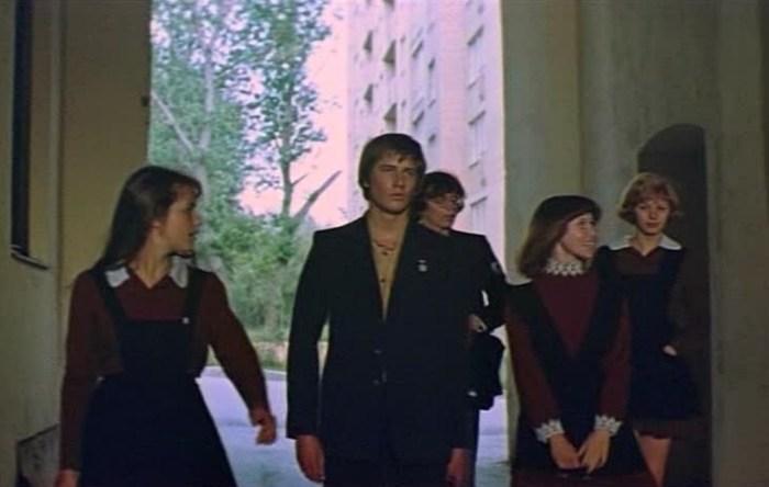 Кадр из фильма «Школьный вальс». / Фото: www.fastpic.ru