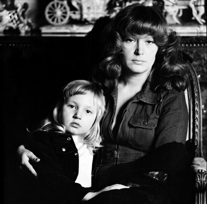 Алла Пугачёва с дочерью Кристиной. / Фото: www.howmade.ru