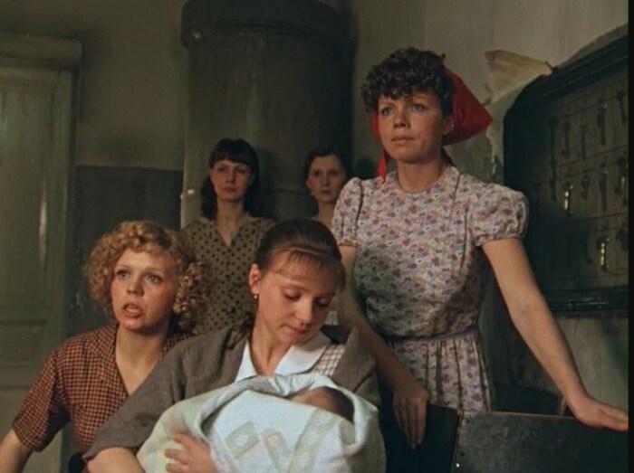 Кадр из фильма «Впервые замужем». / Фото: www.yandex.net