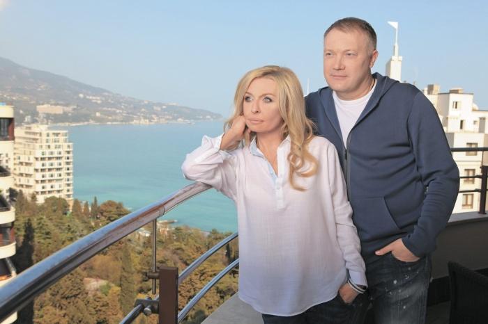 Татьяна Овсиенко и Александр Меркулов. / Фото: www.u-tv.ru