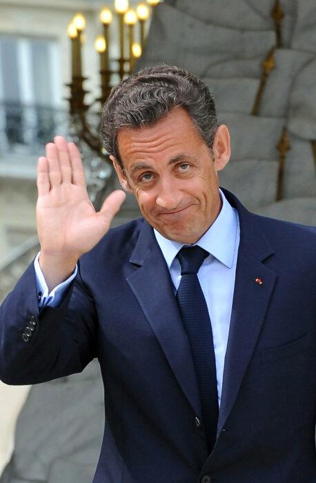 Николя Саркози. / Фото: www.zimbio.com
