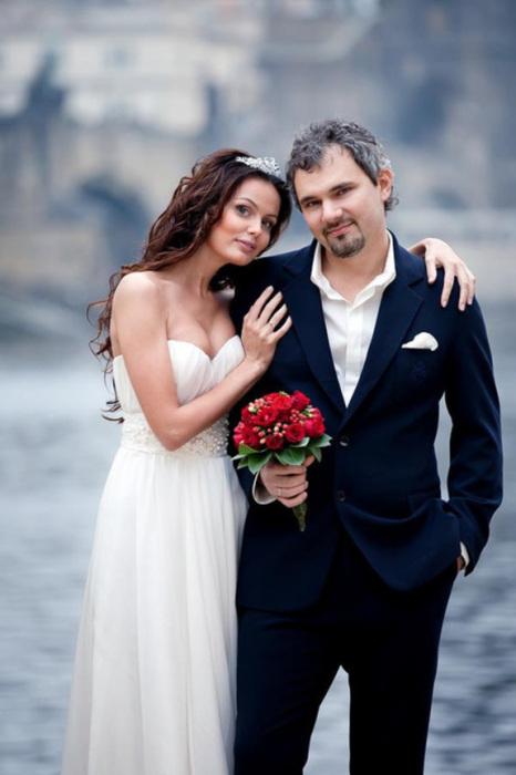 Юлия Прокопьева и Дмитрий Лошагин. / Фото: www.vsenovostint.ru
