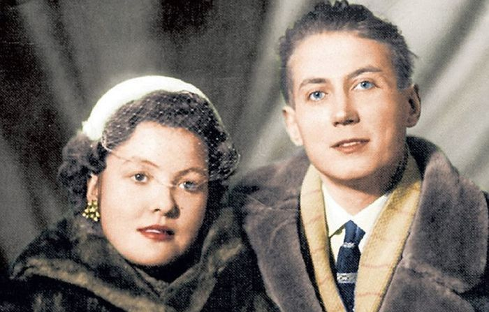 Евгений Евтушенко и Белла Ахмадулина. / Фото: www.goodhouse.ru