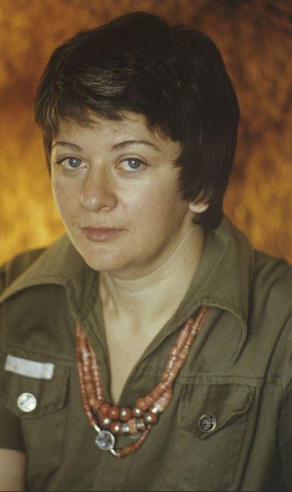 Алла Сурикова. / Фото: www.sputniknews.ru