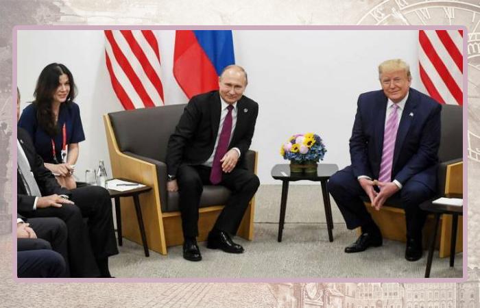 Дарья Боярская во время встречи президентов России и США.