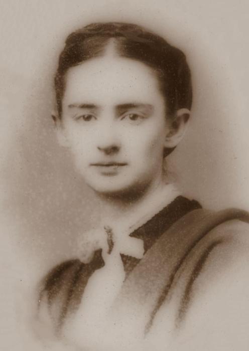 Оливия Лэнгдон. / Фото: www.wikimedia.org