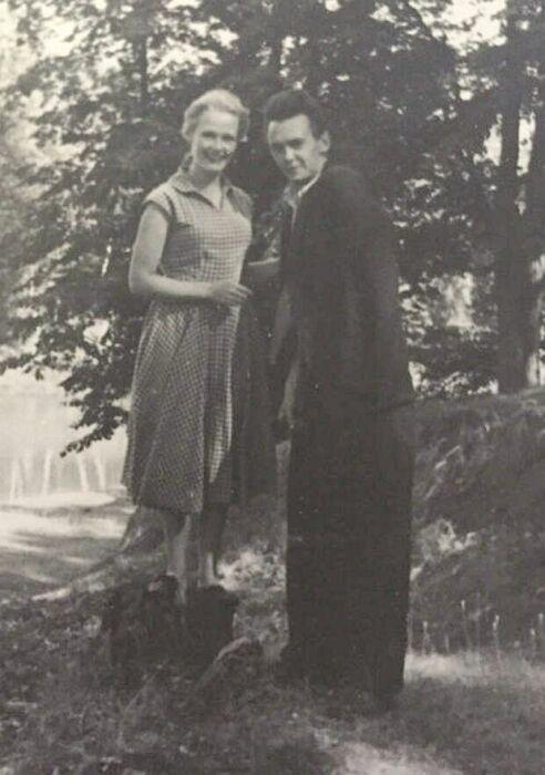 Нина Гребешкова и Леонид Гайдай в молодости. / Фото: www.mt.ru