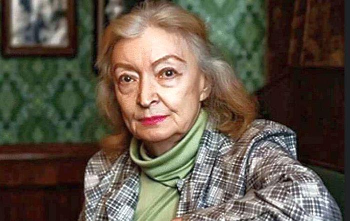 Лидия Вертинская. / Фото: www.leafclover.club
