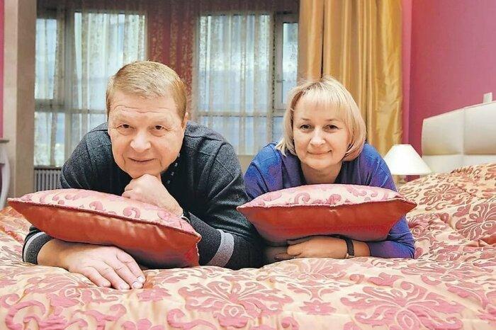Наталья Лепёхина и Михаил Кокшенов. / Фото: www.news.myseldon.com