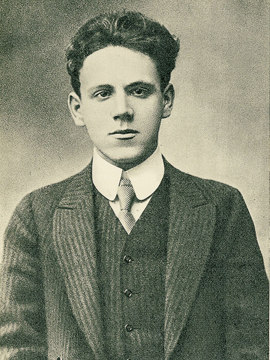 Самуил Маршак в юности. / Фото: www.rusmir.media