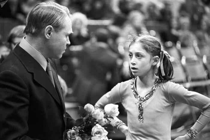 Елена Водорезова и Станислав Жук. / Фото: www.az.sputniknews.ru