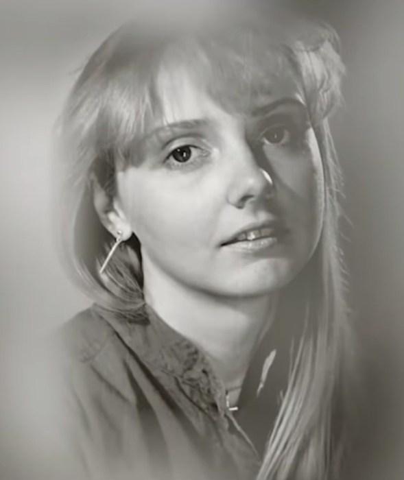 Екатерина Зинченко в юности. / Фото: www.russia.tv