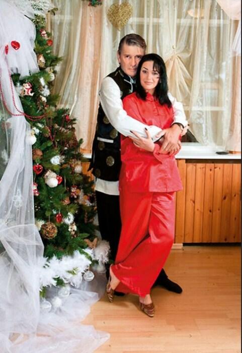 Александр Абдулов и Юлия Мешина. / Фото: www.worldru.ru