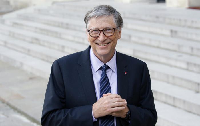 Билл Гейтс. / Фото: www.news.maanimo.com