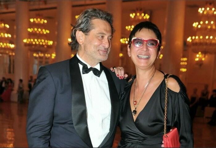 Ирина Хакамада и Владимир Сиротинский. / Фото: www.yandex.net