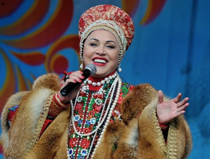 Надежда Бабкина. / Фото: www.manikyres.ru