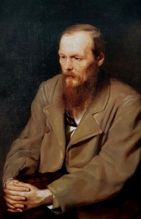 Фёдор Достоевский. / Фото: www.twimg.com