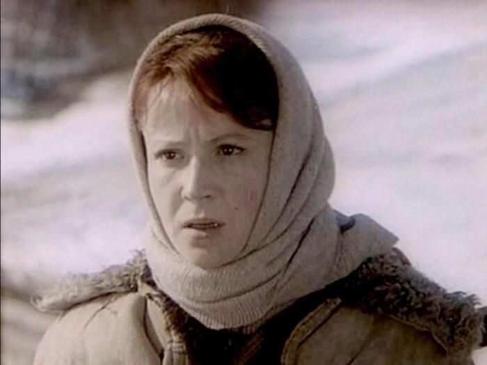Тамара Дегтярёва в фильме «Вечный зов». / Фото: www.kino-teatr.ru