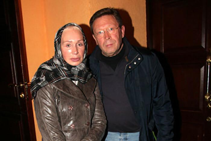 Татьяна Васильева и Григорий Мартиросян. / Фото: www.kleo.ru
