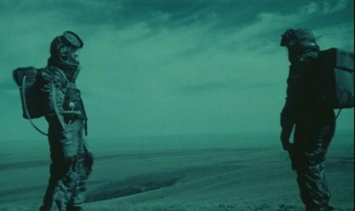 Кадр из фильма «На серебряной планете». / Фото: www.kinopoisk.ru