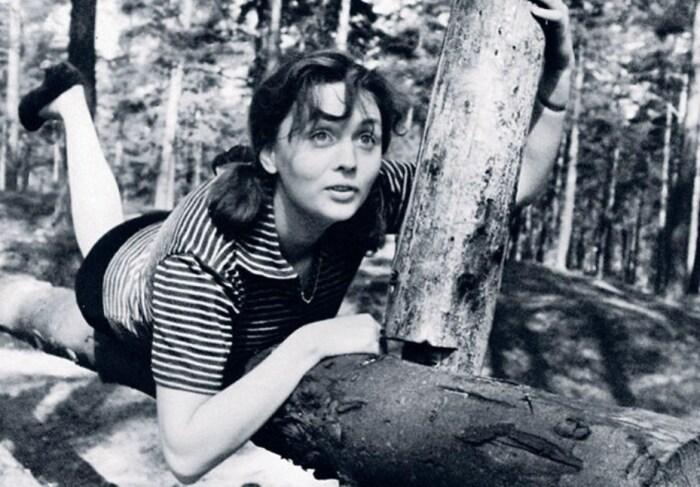 Татьяна Власова в молодости. / Фото: www.kioskplus.ru