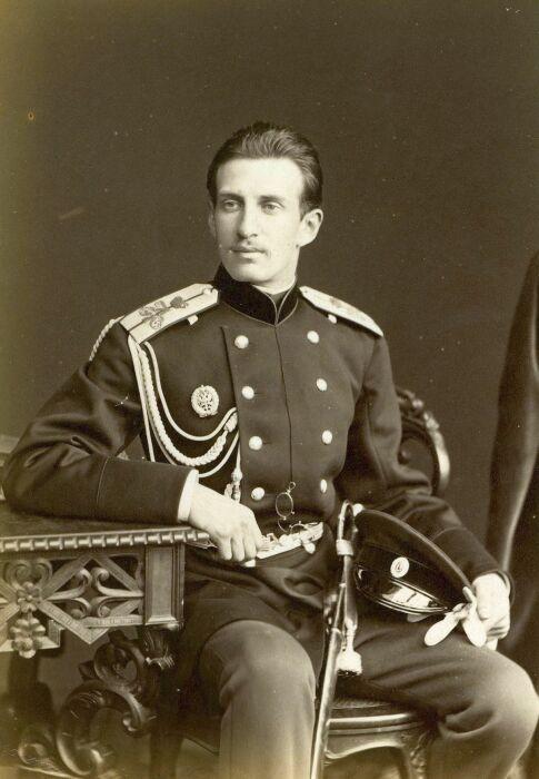 Великий князь Николай Константинович. / Фото: www.pinimg.com
