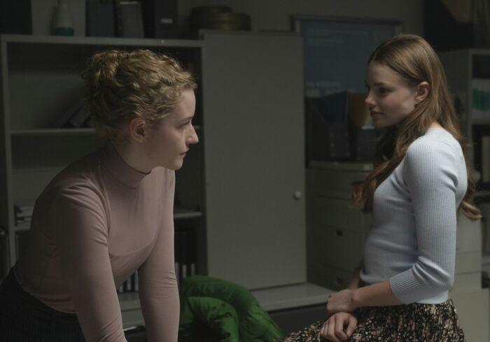 Кадр из фильма «Ассистентка». / Фото: www.kinopoisk.ru