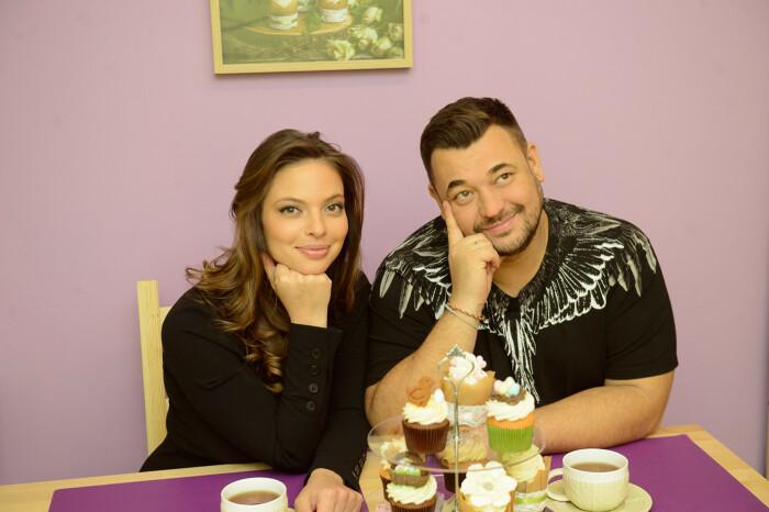 Сергей Жуков и Регина Бурд. / Фото: www.tvcenter.ru