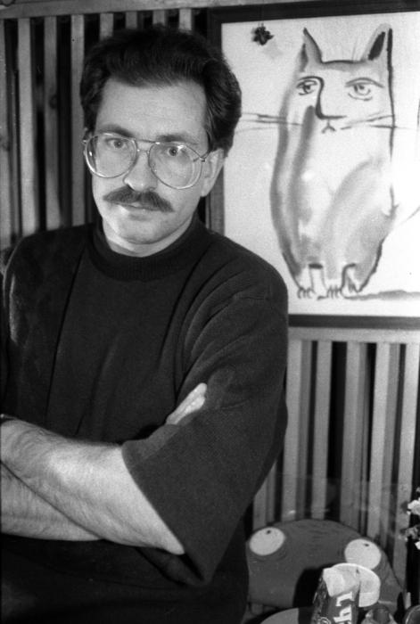Влад Листьев. / Фото: www.myseldon.com