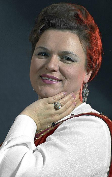 Людмила Зыкина. / Фото: www.kp.ru