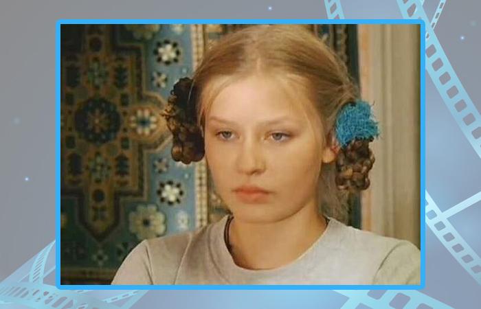 Юлия Пересильд.