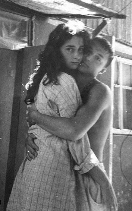 Максим Лагашкин и Екатерина Стулова в молодости. / Фото: www.instagram.com