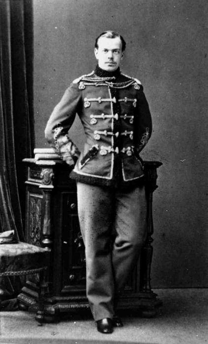 Александр Александрович, младший сын Александра II. / Фото: www.prlib.ru