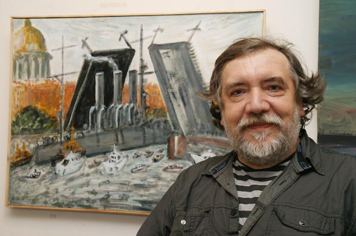 Дмитрий Шагин. / Фото: www.vellum.ru