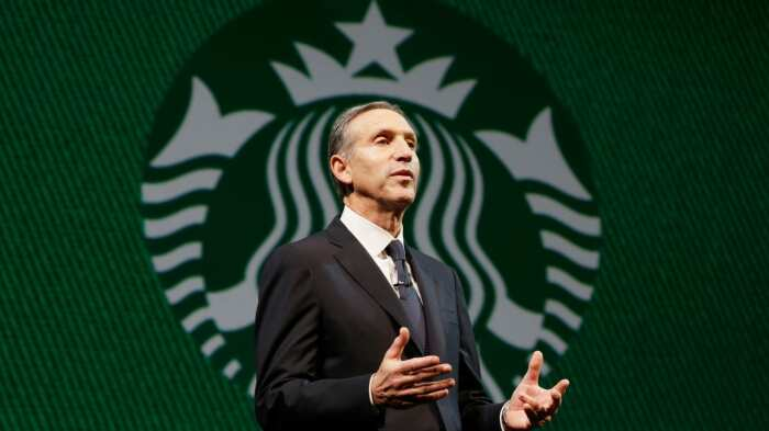 Говард Шульц. / Фото: www.thedailybeast.com