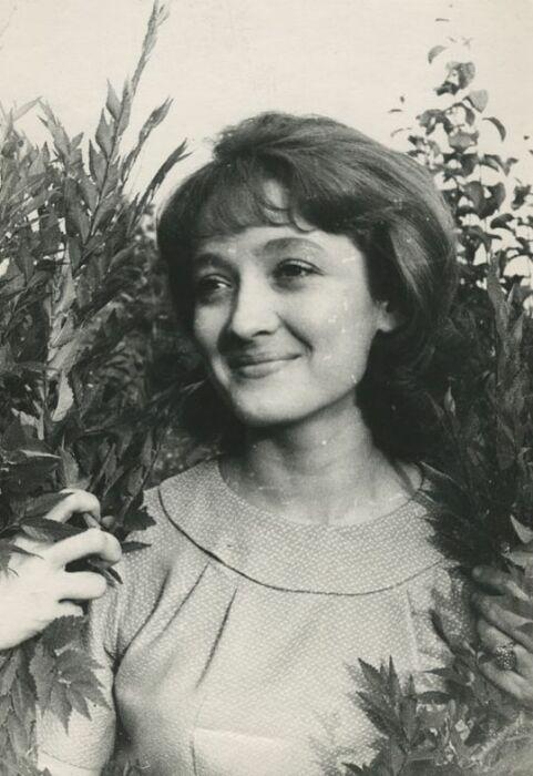 Тамара Абросимова в молодости. / Фото: www.kino-teatr.ru