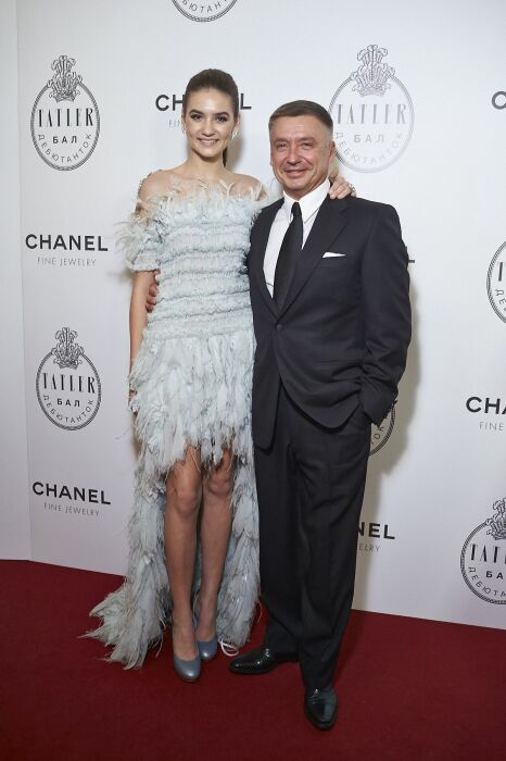 Антон Табаков с дочерью Анной. / Фото: www.ok-magazine.ru