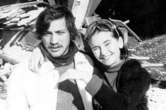 Ия Нинидзе и Николай Шенгелая. / Фото: www.24smi.org