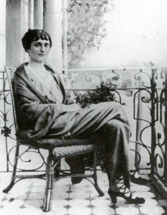 Анна Ахматова. / Фото: www.stihi.ru