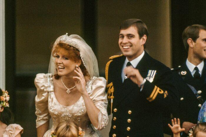 Принц Эндрю и Сара Фергюсон. / Фото: www.truepundit.com