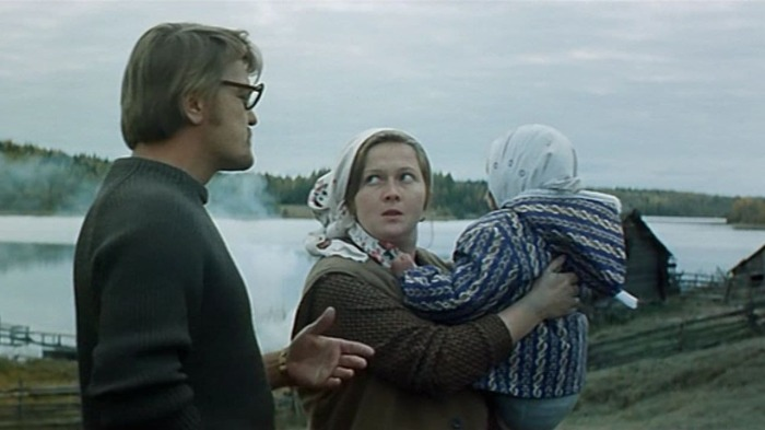 Кадр из фильма «Осень». / Фото: www.seance.ru