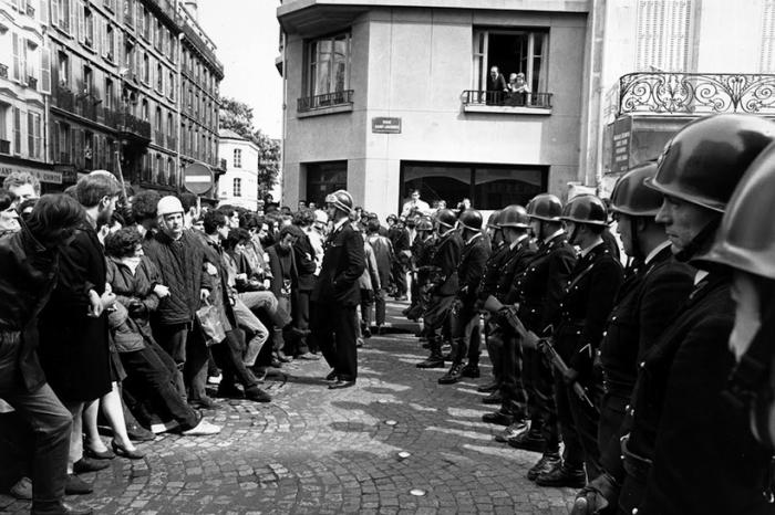 В 1968 году в Каннах было неспокойно. / Фото: www.forbes.ru
