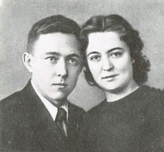 Александр Солженицын и Наталья Решетовская. / Фото: www.reshetovskaya.ru